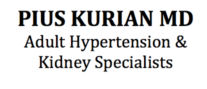 Pius Kurian MD