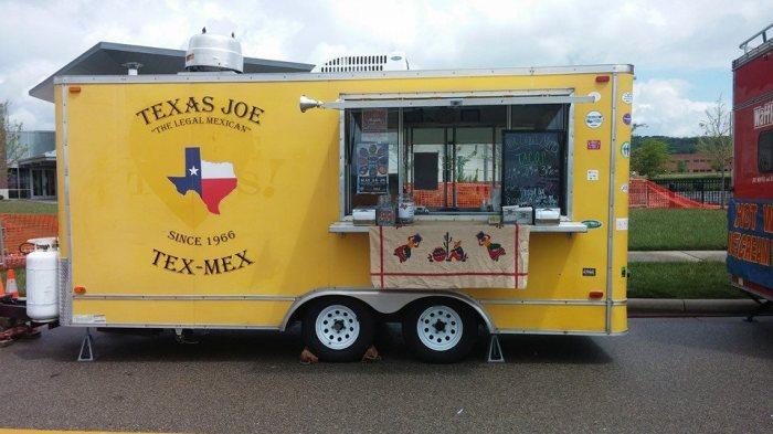 Texas Joe Tex Mex Truck