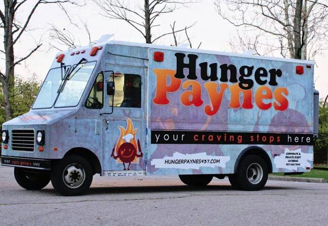 Springfield Rotary Club Food Truck