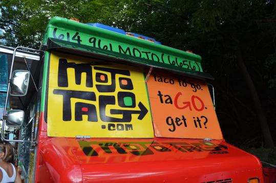 Mojo Tago Truck